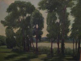 Foto 4 6 Originale(Öl, Pastell) des Malers Otto Arndts