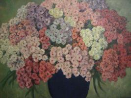 Foto 5 6 Originale(Öl, Pastell) des Malers Otto Arndts