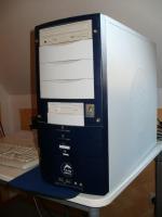 6 PC´s Computer Rechner zu verkaufen - 2- 3 GHz  1 GB Arbeitsspeicher - 120 GB Platte