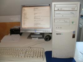 Foto 5 6 PC´s Computer Rechner zu verkaufen - 2- 3 GHz  1 GB Arbeitsspeicher - 120 GB Platte