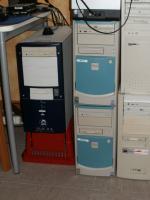 Foto 10 6 PC´s Computer Rechner zu verkaufen - 2- 3 GHz  1 GB Arbeitsspeicher - 120 GB Platte