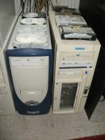 Foto 11 6 PC´s Computer Rechner zu verkaufen - 2- 3 GHz  1 GB Arbeitsspeicher - 120 GB Platte