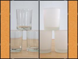 Foto 5 60 Votivgläser, Teelichthalter in verschiedenen Designs