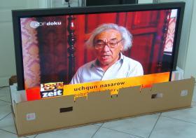 Foto 3 65 Zoll - Panasonic TH-65PF12 FHD HDTV Plasma, 165 cm Diagonale: 1920 x 1080 Pixel! Sehr hell+ leise