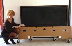 Foto 4 65 Zoll - Panasonic TH-65PF12 FHD HDTV Plasma, 165 cm Diagonale: 1920 x 1080 Pixel! Sehr hell+ leise