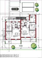 65m² moderne Stadtrandwohnungen in Weitern 550 EUR
