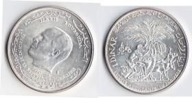 6x Silbermünzen