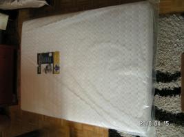 Foto 3 7-Zonen Allergiker Tonnenfaschenfederkernmatratze 140/200