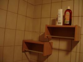 Foto 3 7 teiliges Badmöbel Set / buche plus weiteres Zubehör