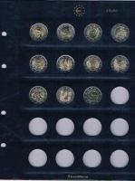 Foto 4 72 Stück 2 Euro Gedenkmünzen von 2004 bis März 2013 Niederlande Bankfrisch . .