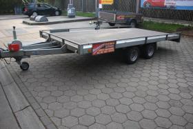 Foto 5 750 kg Pkw Anhänger Kfz Mietanhänger leihen in Ahrensburg