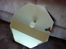 8  eckiger  kristal  spiegel
