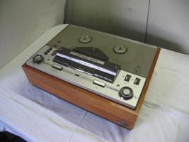 90 Tonbänder + Tonbandgerät