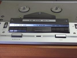 Foto 2 90 Tonbänder + Tonbandgerät