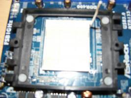 Foto 3 939 mainboard AMD Athlon 64 3500+, 2.2 GHz