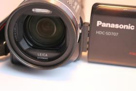 Foto 2 ●●● FULL HD CAMCORDER SD707 viel Zubehör -  wie neu ► 50 fps ◄► LEICA Objektiv ◄