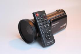 Foto 3 ●●● FULL HD CAMCORDER SD707 viel Zubehör -  wie neu ► 50 fps ◄► LEICA Objektiv ◄
