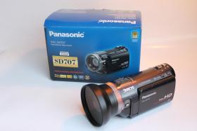 Foto 6 ●●● FULL HD CAMCORDER SD707 viel Zubehör -  wie neu ► 50 fps ◄► LEICA Objektiv ◄