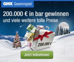 ✌200.000 Euro* in bar ✌#GEWINNEN? ★WEIHNACHTSGEWINNSPIEL★ KLICKEN!