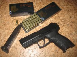 Foto 2 9..PAK Patronen von  german Sport Guns getestet von R Spies intern . Sicherheitsexperten