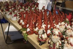 ACHTUNG! Weihnachtliche Dekofiguren/Weihnachtsdeko–RIESENAUSWAHL!