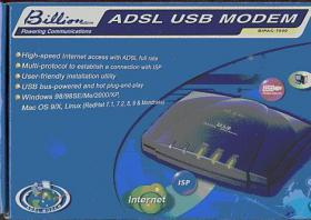 ADSL USB Modem - Billion BIPAC-7000