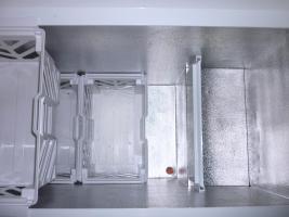 Foto 2 AEG Gefriertruhe Öko ''ARCTIS'' 2085-4GT, 188Liter, mit Zubehör, abschließbar