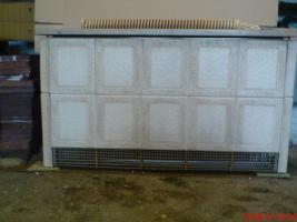 Foto 2 AEG Nachtspeicherofen 4kw asbestfrei mit Kachelverkleidung und Marmorplatte