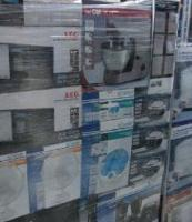 AEG, Clatronic, Bomann Elektroware Mixposten Palettenware