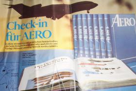 Foto 3 AERO-LUFTFAHRT-FLIEGERHEFTE, neu, nicht gelesen