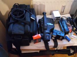 AKAI PVS-CS500E SVHS-C Videokamera