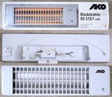 AKO Blockstrahler BS 510/1 weiß