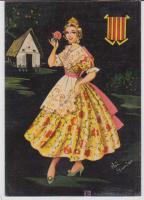 AK Elsi Gumier suche diese PostkartenTrödlerwilli