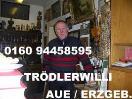 Willi Buddrick Aue Trödler und Galerie