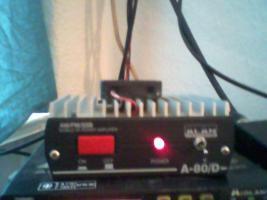 ALAN 80 D-CB-Leistungsverstärker-AM/FM/SSB