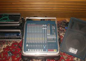 Foto 2 ALLEN & HEATH MixWizard WZ3 14:4:2 19'' Rack-Mixer