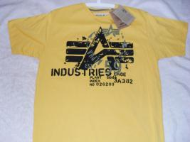 ALPHA INDUSTRIES ''RUBBER T'' (NEU!!)