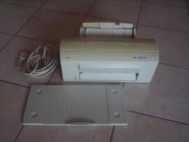 Foto 3 ALPS MD 2010 Thermodrucker wie Printivia/OKI