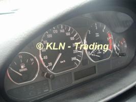 Foto 2 ALU Tachoringe für BMW e46 (4 Ringe)