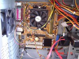 Foto 5 AMD 2x2.3GHz 2GB Ram DVD Brenner 320GB HD Windows7 64bit 19'TFT