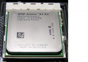 Foto 2 AMD Athlon 54 5600+ X2 Socket AM2