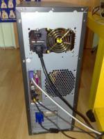 Foto 8 AMD Athlon 64 3000 inkl. Flachbildschirm, webcam, funktastatur/maus