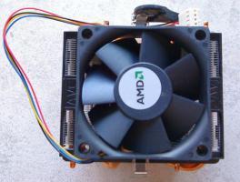 Foto 2 AMD Boxed CPU-K�hler