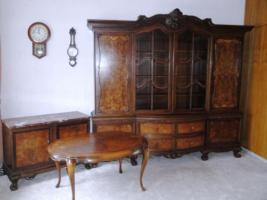 antike wohnzimmerm bel im originalzustand um 1900 in ducherow schrank. Black Bedroom Furniture Sets. Home Design Ideas