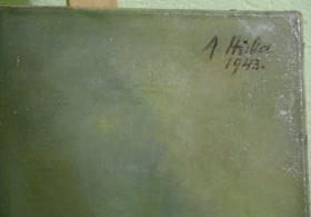 Foto 2 ANTON HÜLA 1896 - 1946 ORIGINALGEMÄLDE