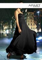 Foto 2 APART - Abendkleid schwarz Gr. 38 - OVP - NEU