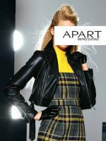 APART - Lammnappa-Jacke schwarz Gr. 40 - OVP - NEU
