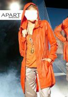 APART - Outdoor-Jacke orange Gr. 36 - OVP - NEU