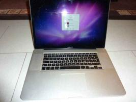 Foto 3 APPLE MAC BOOK PRO 17 ZOLL ORIGINALVERP.& NEUW.GARANTIE