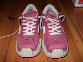 Foto 2 ART Schuhe Größe 38 Bordeauxrot